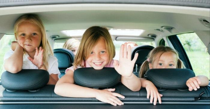 Изменения вПДД по транспортировке  детей вавтомобиле с12июля 2017